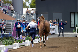Ayache Alexandre, FRA, Zo What, 129<br /> Olympic Games Tokyo 2021<br /> © Hippo Foto - Dirk Caremans<br /> 23/07/2021