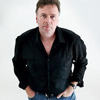 Nederland, Amsterdam , 20 augustus 2010..Maarten Moll, journalist en columnist bij dagblad het Parool..Foto:Jean-Pierre Jans