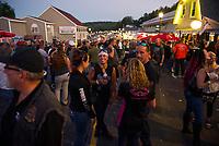 Biketemberfest at Weirs Beach.   ©2018 Karen Bobotas Photographer