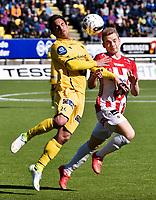 Fotball<br /> 16.05.2015<br /> Tippeligaen<br /> Bodø/Glimt v Tromsø 1:0<br /> Foto: Kent Even Grundstad/Digitalsport<br /> <br /> Daniel Arthur Quimby Cruz (26) - BG
