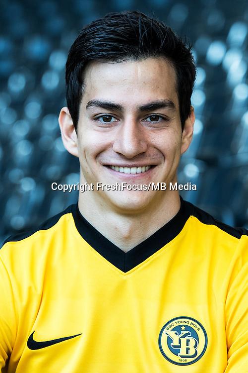 20.07.2016; Bern; Fussball Super League - BSC Young Boys - Mannschaftsbild Portraits;<br />Thomas Fekete (YB)<br /> (Urs Lindt/freshfocus)