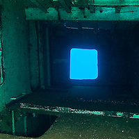 Amidships First Platform, USS Kittiwake, Grand Cayman