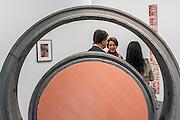 Public Sculpture by Alexandre da Cunha - Frieze London and Frieze Masters 2014, Regents Park, London, 14 Oct 2014.
