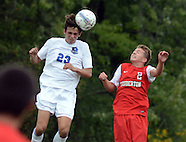Souderton at CB South Soccer