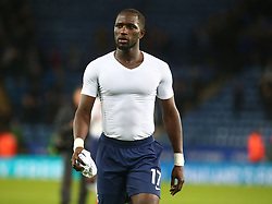 December 8, 2018 - Leicester, England, United Kingdom - Leicester, December 08, 2018.Tottenham Hotspur's Moussa Sissoko.After the English Premier League match between Leicester City and Tottenham Hotspur at the King Power Stadium in Leicester, Britain, 8 December 2018  (Credit Image: © Action Foto Sport/NurPhoto via ZUMA Press)