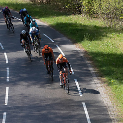 04-05-2019: Wielrennen: Ronde van Overijssel: Rijssen<br />Justin Timmermans