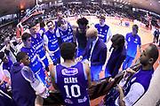 Vitucci Francesco Frank<br /> Grissin Bon Reggio Emilia - Happycasa Brindisi<br /> Legabasket Serie A 2018/2019<br /> Reggio Emilia 31/03/2019<br /> Foto A.Giberti / Ciamillo-Castoria