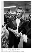 Keith Richards at N.Y. Academy of Art benefit. Tribeca. New York. 14 March 1996. Film 9685f16<br />© Copyright Photograph by Dafydd Jones<br />66 Stockwell Park Rd. London SW9 0DA<br />Tel 0171 733 0108