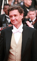 Philippe Sereys de Rothschild, at The Search gala screening red carpet at the 67th Cannes Film Festival France. Tuesday 20th May 2014 in Cannes Film Festival, France.