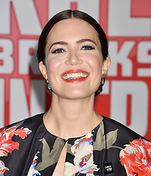 HOLLYWOOD, CA - NOVEMBER 05: Melissa Joan Hart and family attend the Premiere Of Disney's 'Ralph Breaks The Internet' at the El Capitan Theatre on November 5, 2018 in Los Angeles, California. 05 Nov 2018 Pictured: Mandy Moore. Photo credit: TM/ROT/Capital Pictures / MEGA TheMegaAgency.com +1 888 505 6342