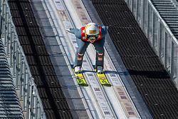 07.02.2020, Energie AG Skisprung Arena, Hinzenbach, AUT, FIS Weltcup Ski Sprung, Damen, Qualifikation, im Bild Jacqueline Seifriedsberger (AUT) // Jacqueline Seifriedsberger (AUT) during the qualification jump for the women's of FIS Ski Jumping World Cup at the Energie AG Skisprung Arena in Hinzenbach, Austria on 2020/02/07. EXPA Pictures © 2020, PhotoCredit: EXPA/ Reinhard Eisenbauer