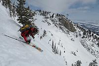 Zahan Billamoria at Jackson Hole Mountain Resort