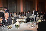 ANISH KAPOOR, Lisson Gallery dinner, Banqueting House. London. 15 October 2013