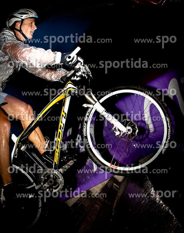 05.08.2010, Geschäftszeile, Kaprun, AUT, Bike Infection 2010, XC Battle, im Bild #01, Daniel Federspiel, (AUT), EXPA Pictures © 2010, PhotoCredit: EXPA/ J. Feichter / SPORTIDA PHOTO AGENCY