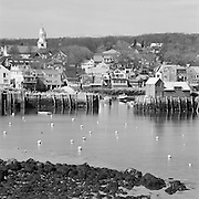 Rockport Harbour and Motif #1