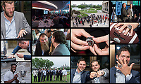 Ottawa RedBlacks Ring Ceremony to celebrate the Redblacks 2016 Grey Cup victory. <br /> <br /> Canadian Museum of History in Gatineau, QC. Canada on May 26, 2017.<br /> <br /> PHOTO'S: Steve Kingsman / Freestyle Photography for the Ottawa Redblacks.