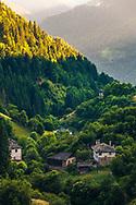 Rhodopean village Varbovo