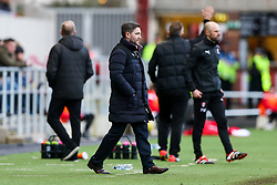 Bristol City manager Lee Johnson - Rogan Thomson/JMP - 04/02/2017 - FOOTBALL - Ashton Gate Stadium - Bristol, England - Bristol City v Rotherham United - Sky Bet Championship.
