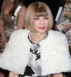 Anna Wintour, The British Fashion Awards 2014, The London Coliseum, London UK, 01 December 2014, Photo By Brett D. Cove © Licensed to London News Pictures. 02/12/2014. Brett D Cove/PIQ/LNP