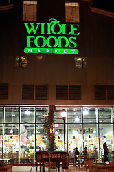 13 Feb 2015. New Orleans, Louisiana.<br /> Whole foods grocery store on Magazine Street.<br /> Photo; Charlie Varley/varleypix.com