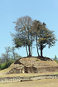 Parque Arqueologico Iximche, Tecpán, Departamente de Chimaltenango, Republic of Guatemala. 03Mar14.