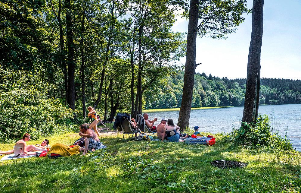 Jezioro Hańcza, Polska<br /> Hańcza Lake, Poland