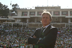 May 20, 2018 - Lisbon, Portugal - Sporting's head coach Jorge Jesus from Portugal during the Portugal Cup Final football match CD Aves vs Sporting CP at the Jamor stadium in Oeiras, outskirts of Lisbon, on May 20, 2015. (Credit Image: © Pedro Fiuza/NurPhoto via ZUMA Press)