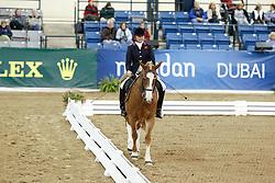 Dunham Anne (GBR) - Teddy<br /> Alltech FEI World Equestrian Games <br /> Lexington - Kentucky 2010<br /> © Hippo Foto - Leanjo de Koster