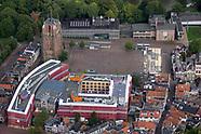Leeuwarden - Stadskantoor - Oldehoofsterkerkhof