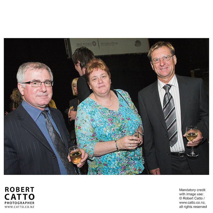 Arts Foundation of New Zealand New Generation Awards at the St James Theatre, Wellington, New Zealand.<br />