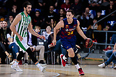 Liga Endesa-FC Barcelona vs Real Betis-Jan 25, 2020