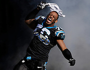 Greg Hardy, Panthers Pre Game Intro