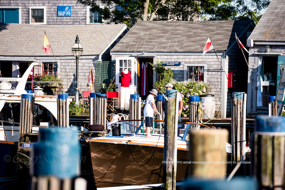 Sail Nantucket event