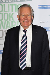 © Licensed to London News Pictures. 28/01/2015, UK. Peter Hain, The Paddy Power Political Book Awards, BFI Imax, London UK, 28 January 2015. Photo credit : Richard Goldschmidt/Piqtured/LNP