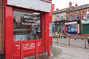A Romanian Bakery. Eastern European shops in Smethwick. Birmingham voted narrowly for Brexit, whereas many of the outlying areas voted strongly to leave Europe. Birmingham is well known as a multi-cultural city, which has traditionally welcomed refugees from all over the world, having for many decades communities of Caribbean, Irish, Polish and Asian peoples. More recently there have been many more Eastern European people coming to the Midlands bringing with them their wealth culture and traditions.
