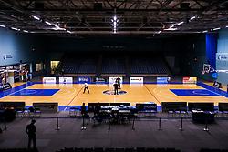 University of Worcester Arena, home to Worcester Wolves - Mandatory by-line: Robbie Stephenson/JMP - 16/09/2019 - BASKETBALL - University of Worcester Arena - Worcester, England - Worcester Wolves v Bristol Flyers - Preseason Friendly