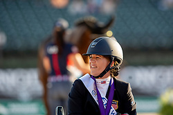 Trunnell Roxanne, USA, Dolton<br /> World Equestrian Games - Tryon 2018<br /> © Hippo Foto - Sharon Vandeput<br /> 22/09/2018