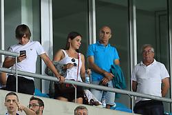 July 23, 2018 - Na - Faro, 07/22/2018 - Futebol Clube do Porto faced Everton Football Club tonight at the Estádio do Algarve, in the Algarve Cup 2018 game. Liliana, wife of Sérgio Conceição. (Credit Image: © Atlantico Press via ZUMA Wire)