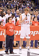 DESCRIZIONE : Milano Eurolega 2013/14 EA7 Olimpia Milano Efes Istanbul<br /> GIOCATORE : Nicolo' Melli<br /> CATEGORIA : fair play<br /> SQUADRA : EA7 Olimpia MIlano<br /> EVENTO : Eurolega 2013/14<br /> GARA : EA7 Olimpia Milano Efes Istanbul<br /> DATA : 22/11/2013<br /> SPORT : Pallacanestro <br /> AUTORE : Agenzia Ciamillo-Castoria/R.Morgano<br /> Galleria : Eurolega 2013-2014  <br /> Fotonotizia : Milano Eurolega 2013/14 EA7 Olimpia Milano Efes Istanbul <br /> Predefinita :