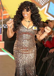 © Licensed to London News Pictures. 03/01/2017. London, UK, Stacy Francis, Celebrity Big Brother: WInter 2017 - Live Launch Show, Photo credit: Brett Cove/LNP