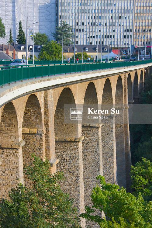 Bridge, Luxembourg City, Luxembourg