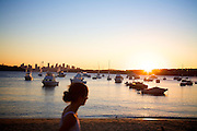 Watsons Bay Sunset, Sydney, Australia. An instant sale option is available where a price can be agreed on image useage size. Please contact me if this option is preferred. An instant sale option is available where a price can be agreed  on image useage. Please contact me if this option is preferred.