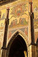 Hradcany St. Vitus cathedral - Castle area - Prague Czech Republic