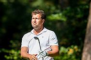 01-09-2016 Golffoto's van het Nationaal Open op de Hilversumsche Golf Club in Hilversum. Ronde 3.  Ramon Schilperoord