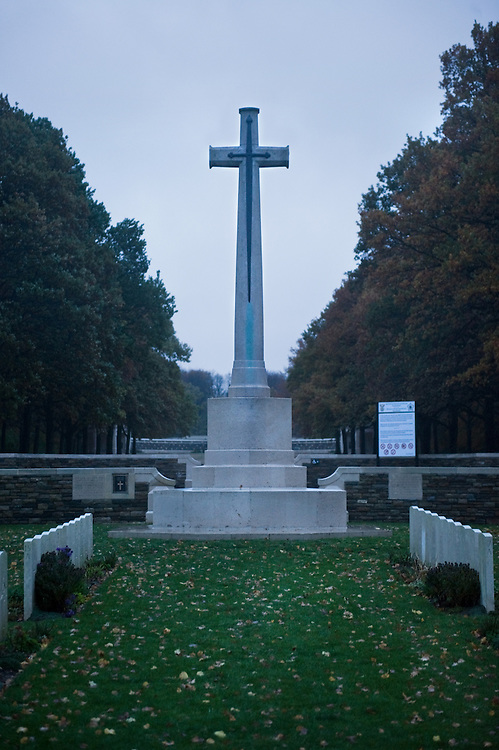 Delville Wood Cemetery is the third largest cemetery in in the Somme battlefield area and contains 5,523 burials of which two-thirds are unknown.There are 5,242 UK burials, 152 from South Africa, 81 from Australia, 29 from Canada and 19 from New Zealand. Almost all of the casualties date from July to September 1916 and are from the battle of Delville Wood.
