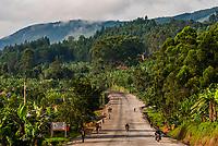 Along the road, Ruburizi, Uganda.