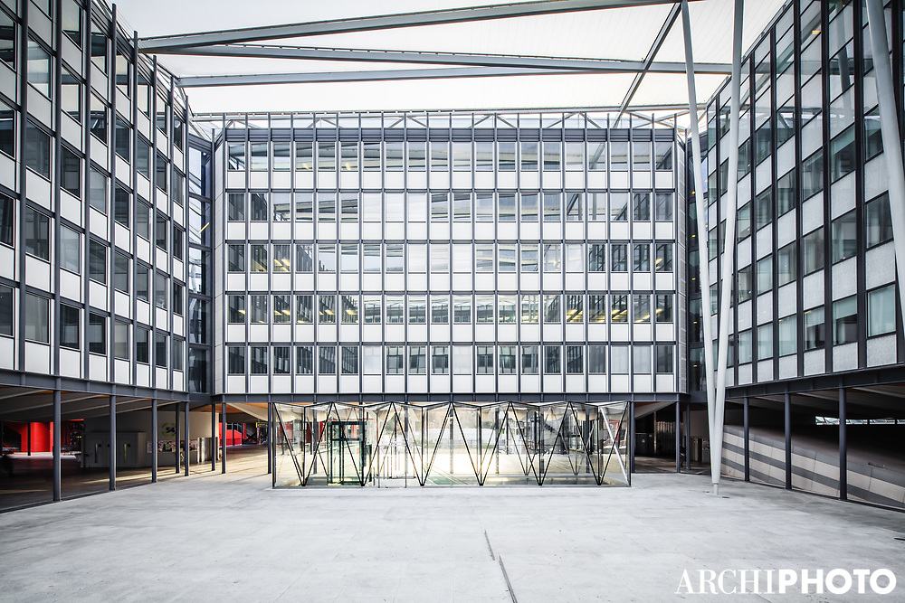 AS.Architecture-Studio • Jussieu Campus, Paris