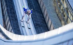 31.12.2017, Olympiaschanze, Garmisch Partenkirchen, GER, FIS Weltcup Ski Sprung, Vierschanzentournee, Garmisch Partenkirchen, Training, im Bild Robert Johansson (NOR) // Robert Johansson of Norway during his Practice Jump for the Four Hills Tournament of FIS Ski Jumping World Cup at the Olympiaschanze in Garmisch Partenkirchen, Germany on 2017/12/31. EXPA Pictures © 2017, PhotoCredit: EXPA/ Jakob Gruber