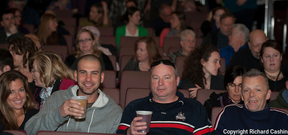 60th Anisversary showing of John Ford's film The Quiet Man at the Somerville Theatre during The Irish Film Festval 2012, Boston