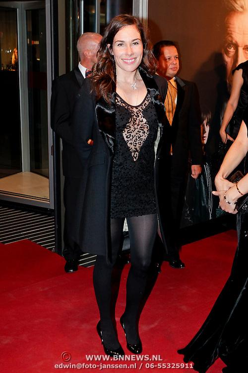 NLD/Amsterdam/20111017 - Premiere De Heineken Ontvoering, Halina Reijn